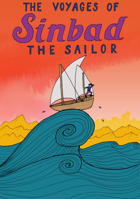 Sinbad - Front Cover
