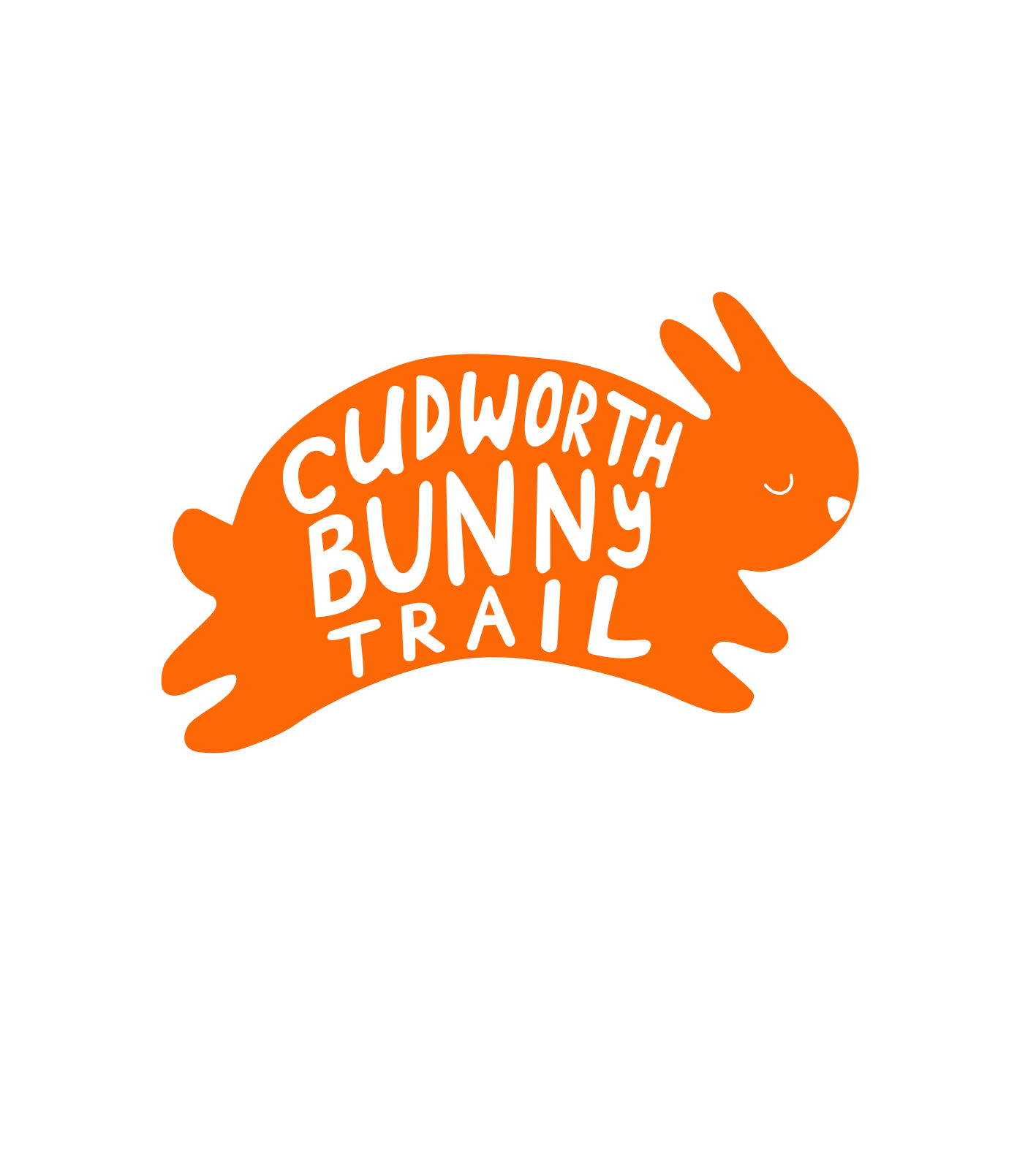 Cudworth Bunny Trail Logo
